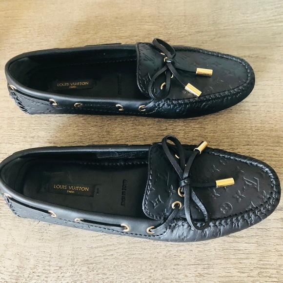 d78606651b1 Louis Vuitton Shoes - Louis Vuitton women loafers new